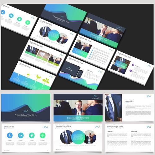 Powerpoint Presentation Template Design