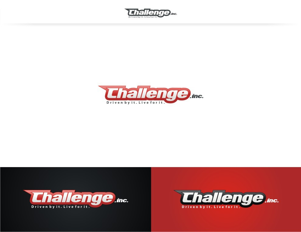 Create a powerful and stand out logo for Challenge, Inc.!