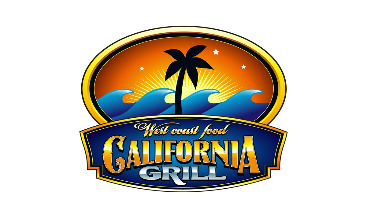 California grill needs a new logo