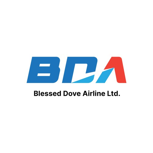 Clean & professional logo for BDA