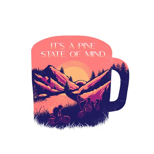 It's a pine state of mind