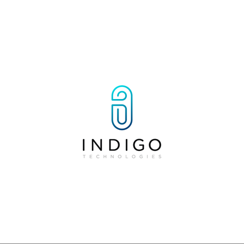 techy Logo for Indigo technologies