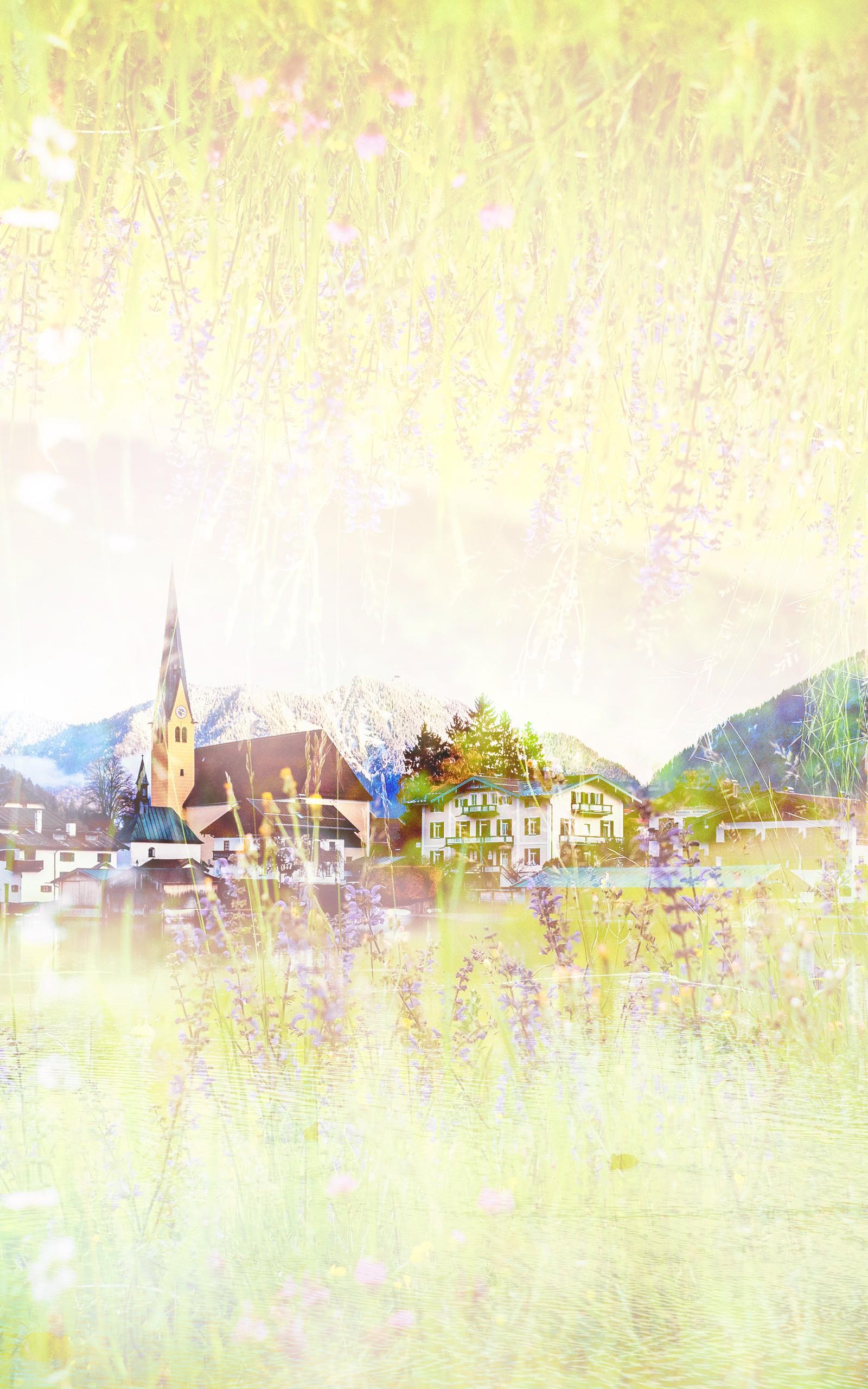 Wiedersehen im Chalet am See