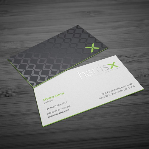 Elegant and Luxury Business card