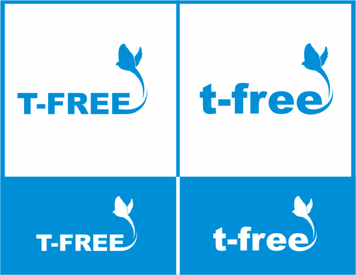 T-FREE needs a new logo