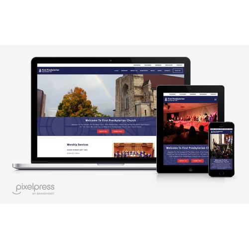 First Presbyterian Church Website