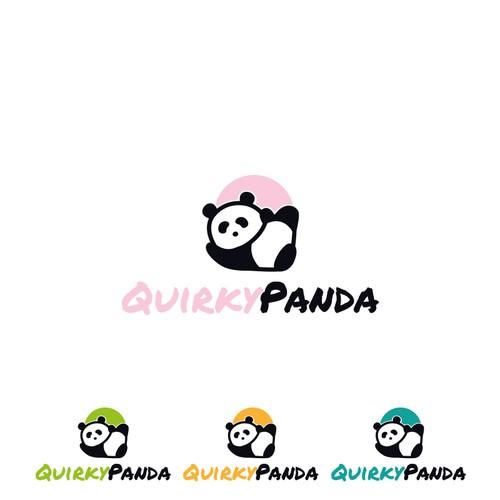 Logo design for QuirkyPanda