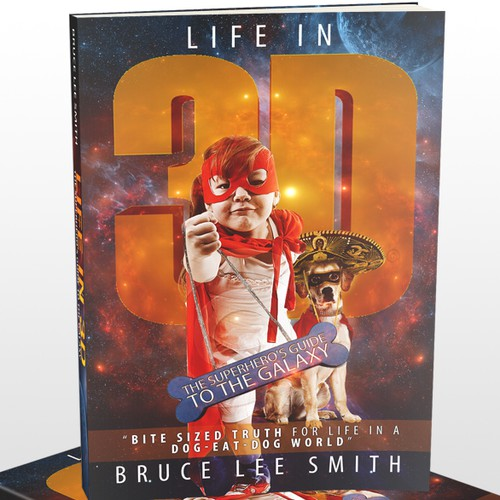 Life in 3D Book Cover