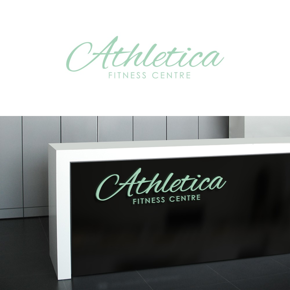 Women's gym needs fun, interesting logo.