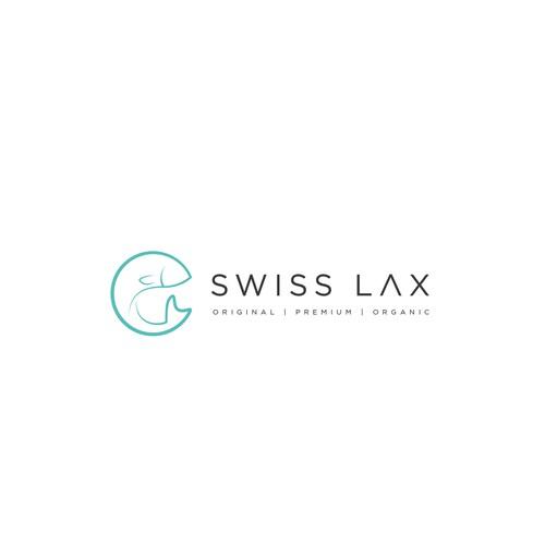 Modern Luxurious Logo for Swiss Lax