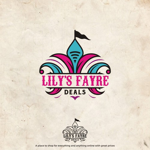 logo for Lily's fayre