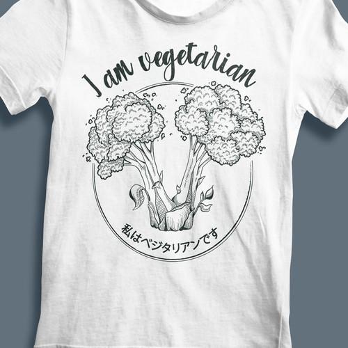 illustration for t-shirt