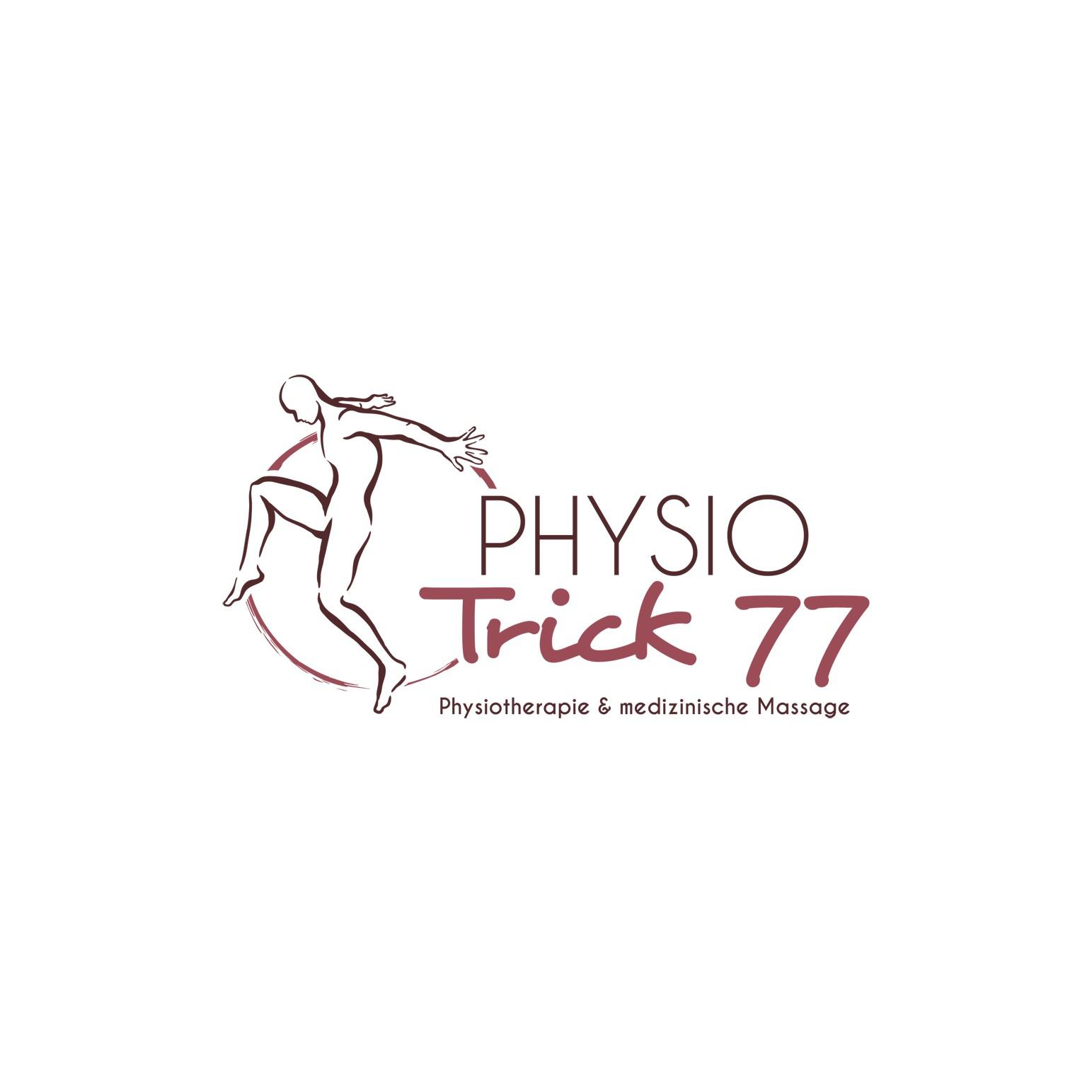 Physiotherapie- und Massagepraxis braucht ein modernes und aussagekräftiges Logo.