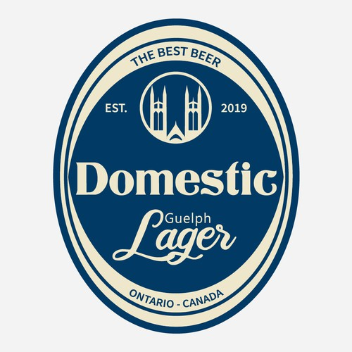 Domestic - Guelph Lager
