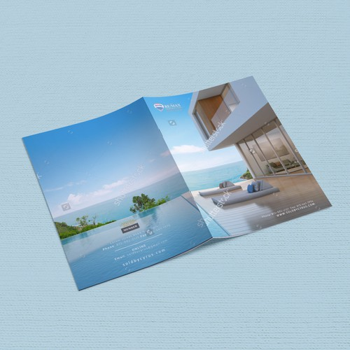Brochure for Re/max collection
