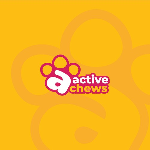 Logo Concept for Active Chews