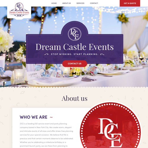 Dream Castle Events