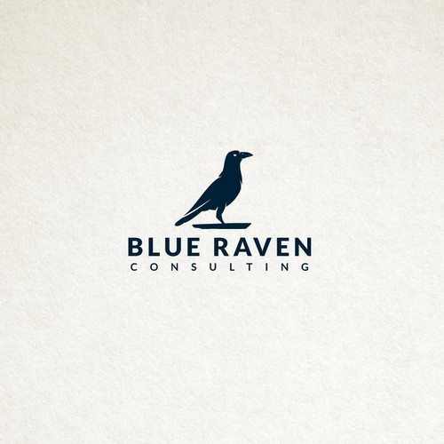 "Logo design for ""Raven Consulting"""