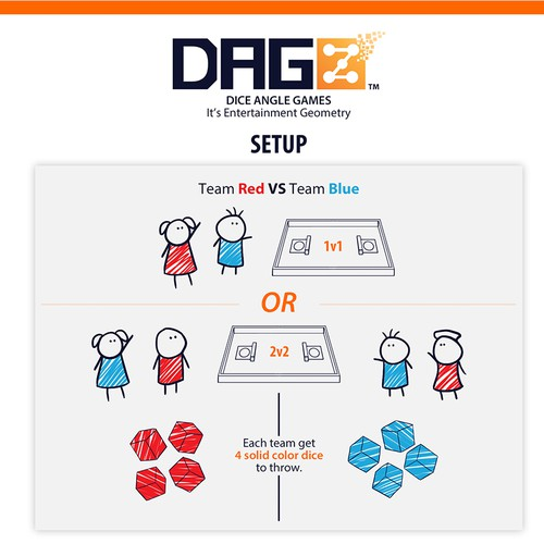 DAGZ Board Game Tutorial
