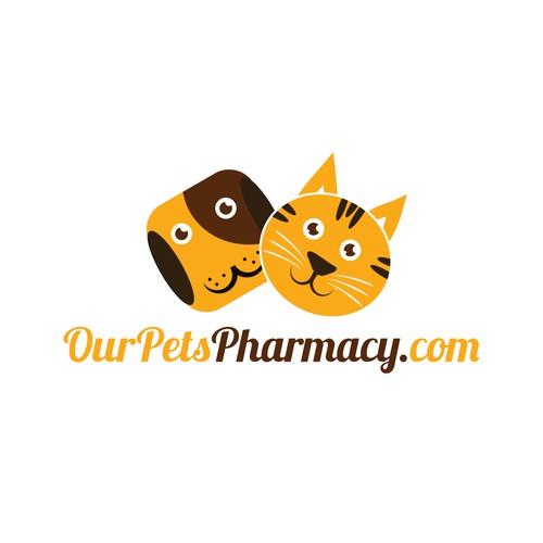 Logo needed for new Pet Pharmacy -- OurPetsPharmacy.com