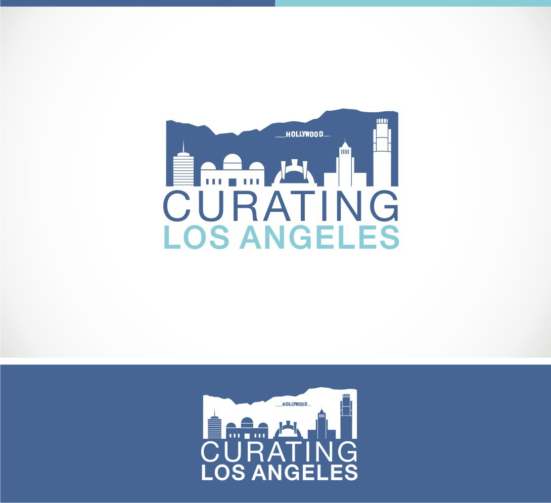 Curating Los Angeles Needs a Logo