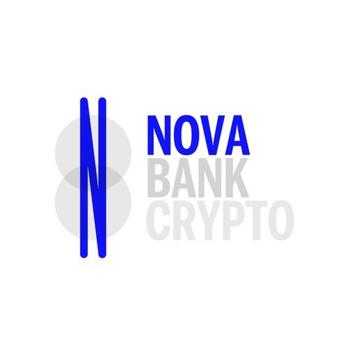 Logo for crypto bank