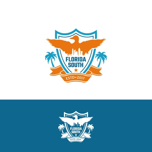 A unique logo of Florida South