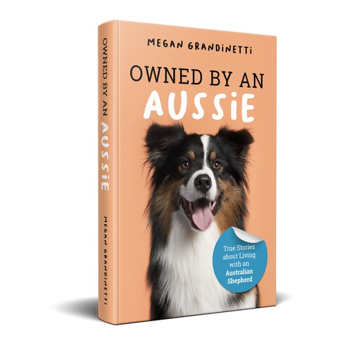 Book Design for Dog lovers