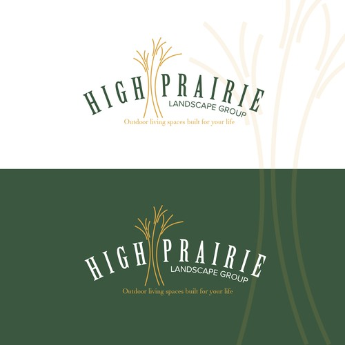 High Prairie Landscape group