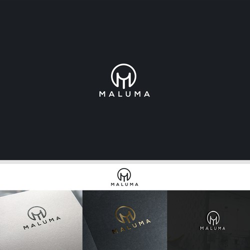 M LOGO FOR MALUMA
