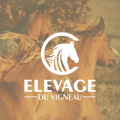elevage horse logo