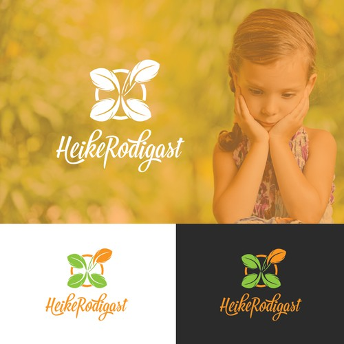 Logo for psychotherapist for children and adolescents