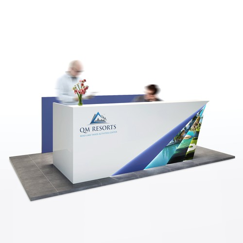 Promotional Booth concept