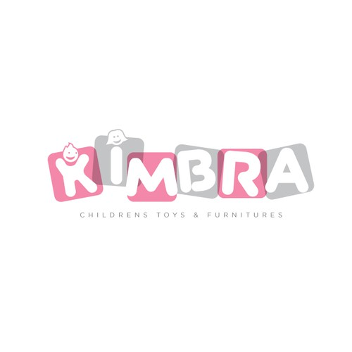 Logo proposal for kids furniture and toys brand.