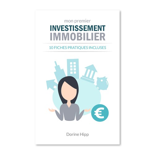 Investment book design