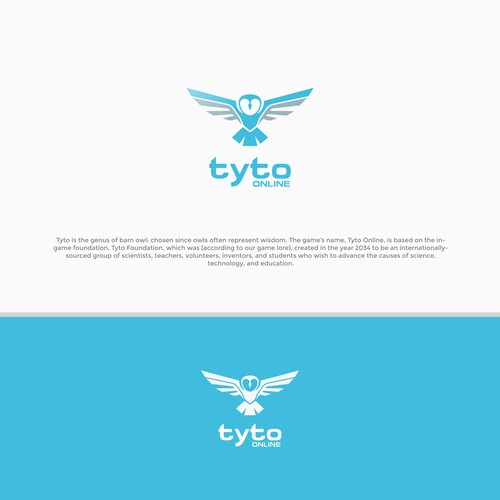 Logo Concept For Tyto Online