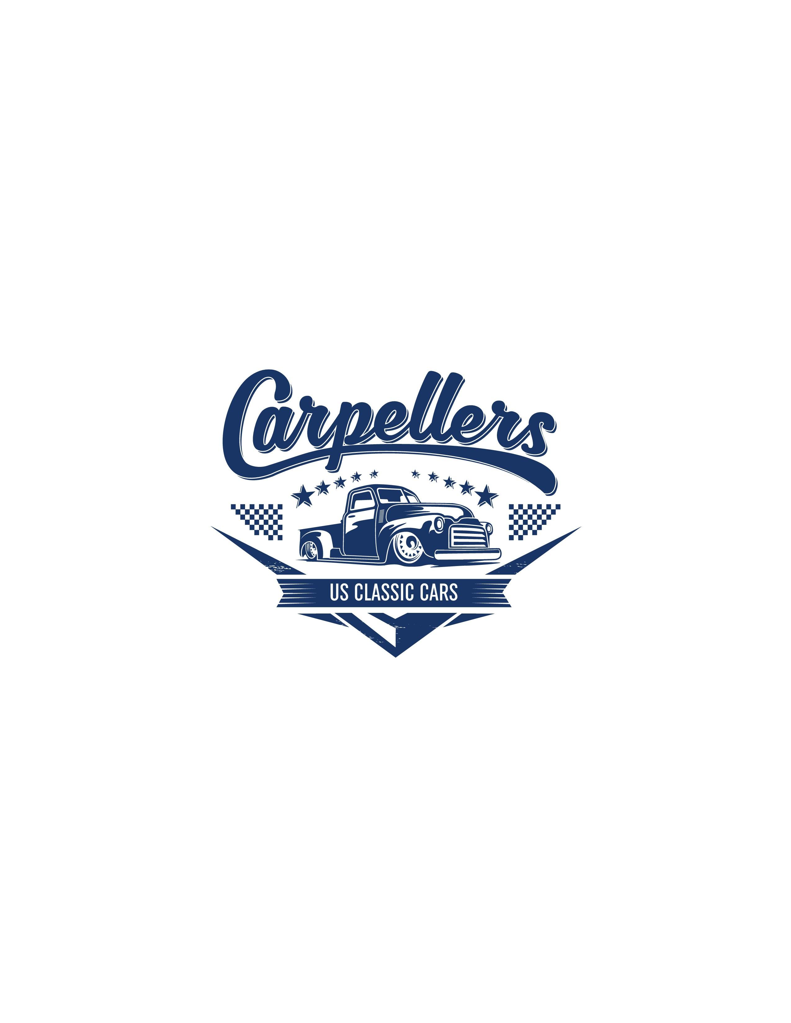 Erstellt ein cooles Logo - so cool wie amerikanische Klassiker