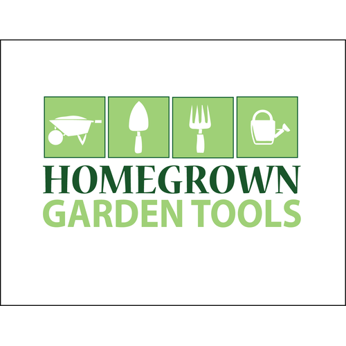 Quick and Easy Logo Contest for Garden Tool packaging