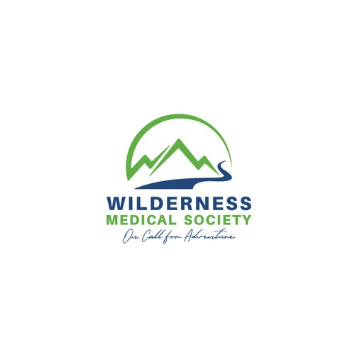 Wilderness Medical Society Logo Designs