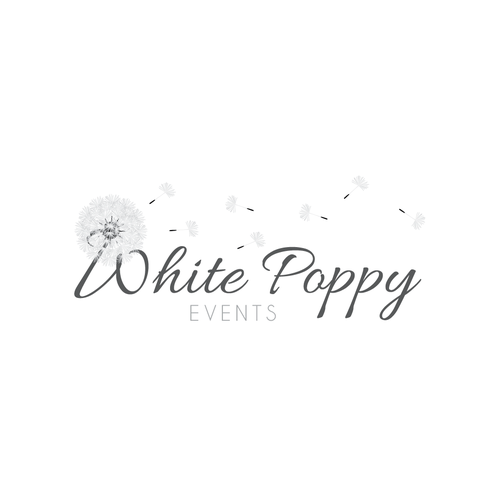 White Poppy Events needs a new logo