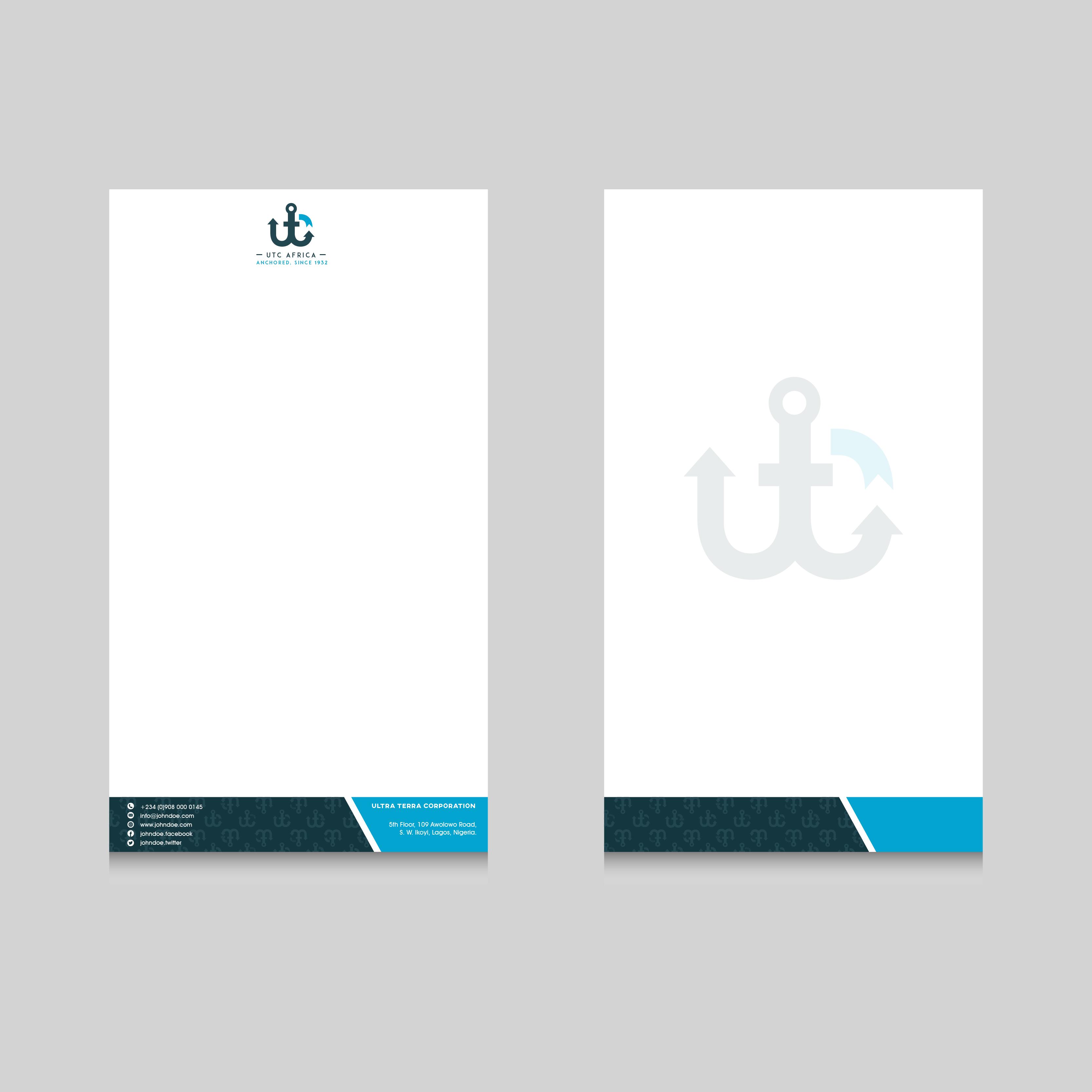 Stationery - IGALAH/UTC