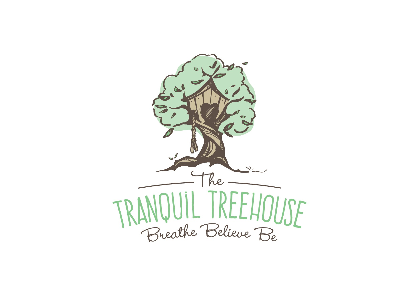 Blind contest! Create a logo and website for children's yoga organisation The Tranquil Treehouse