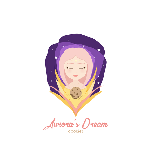 Aurora's Dream cookies