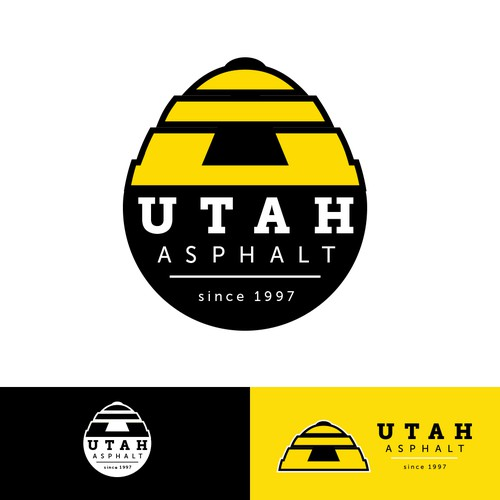 Asphalt company logo