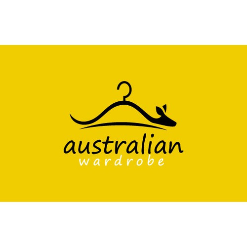 Create the next logo for Australian Wardrobe