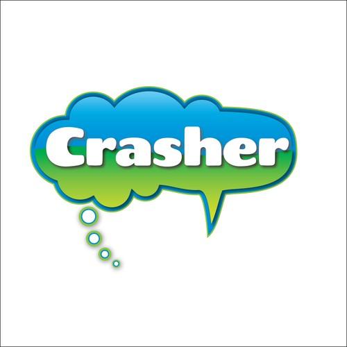 Crasher logo