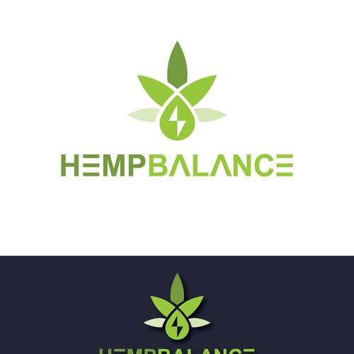 Naturally logo for hemp