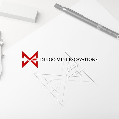 Memorable logo concept for DME