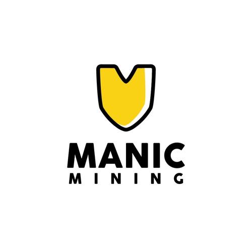 Logo Manic Mining