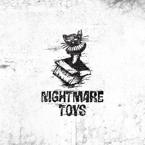 Spooky idea and execution for Nightmare Toys.
